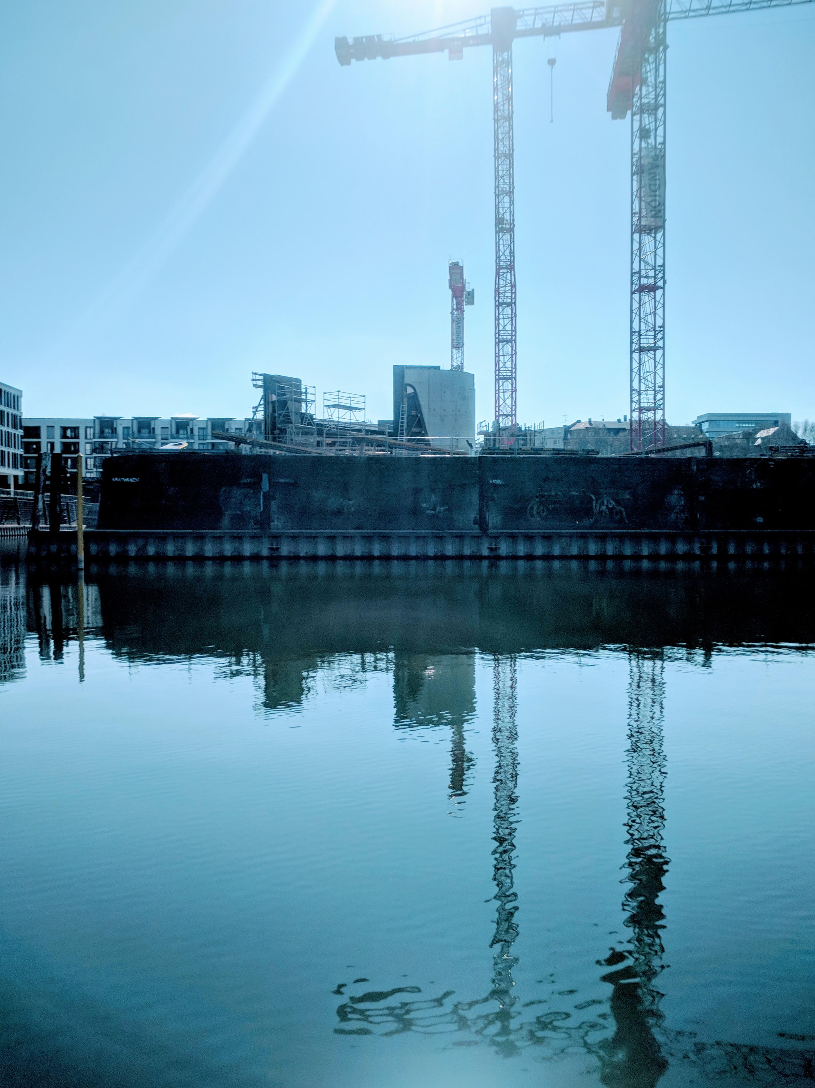 Doxx im Zollhafen Mainz
